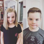 Not sure how this happened mahoganysalonandspa makeovers for two specialhellip