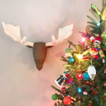 Merry Christmoose! Enjoyed some rare crafting time this weekend Swipehellip