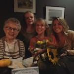Four generations of women at Thanksgiving this year My maternalhellip