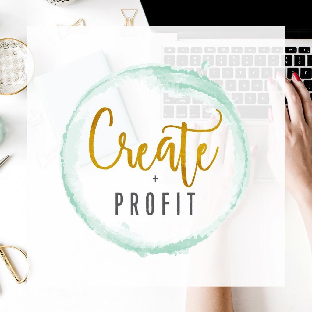 Early bird pricing ends TONIGHT for createandprofit summit! Ive signedhellip